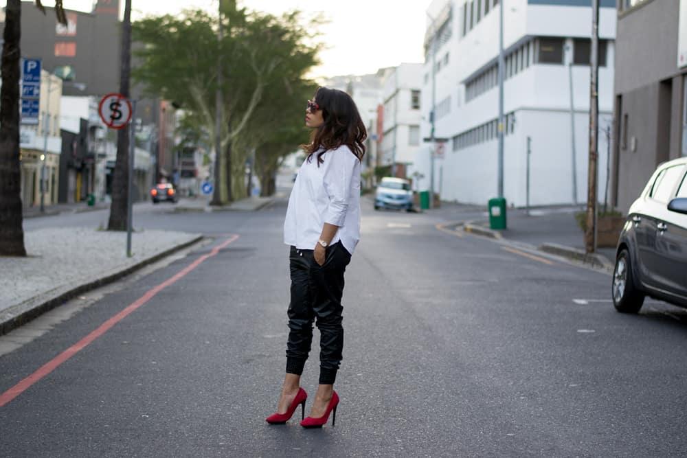 Cape Town blogger